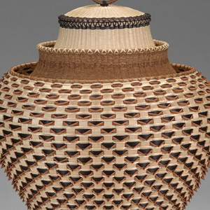 How...do you weave a basket?