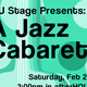 NU Stage Presents: A Jazz Cabaret