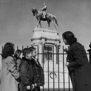 History of Monument Avenue