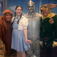 Arts on Stage: The Wizard of Oz