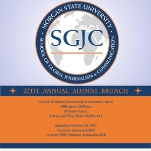 The School of Global Journalism & Communication's 27th Annual Alumni Brunch