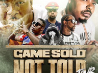 """Game Sold Not Told"" - rap concert @ Gesa Power House Theatre"