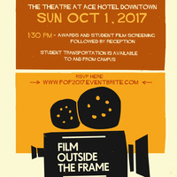 Film Outside the Frame 2017 - LMU School of Film and Television