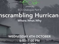 Unscrambling Hurricanes: What, Where, Why