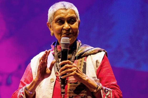 "Einaudi Center Distinguished Speaker: Gayatri Spivak, ""The Rohingya Issue In A Global Context"""