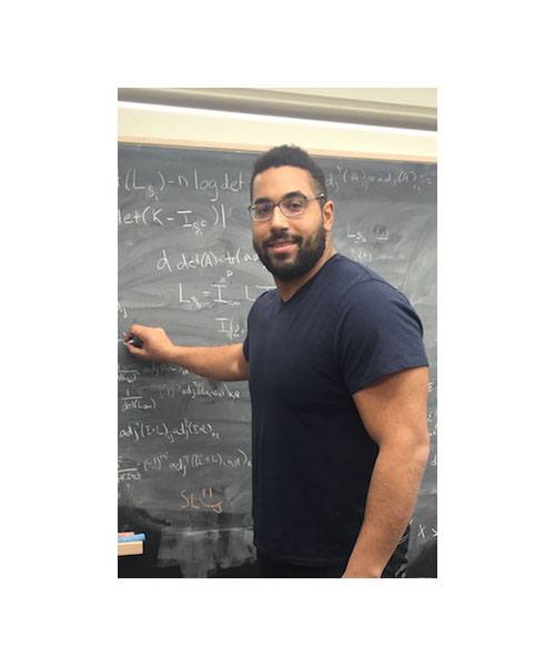 CAM Colloquium:  John Urschel (MIT) - Learning Determinantal Point Processes with Moments and Cycles