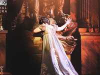 "Live Cinema: ""Tosca"" - Royal Opera @ Gesa Power House Theatre"