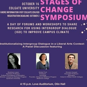 Institutionalizing Intergroup Dialogue to Improve Campus Climate