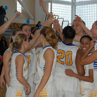 Women's Basketball Hosts GNAC Championship Game!