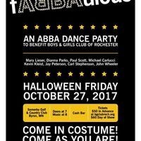 fABBAulous - a tribute to ABBA benefitting Boys & Girls Club-Rochester