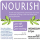 NOURISH - An Eating Disorder Peer-Support Group