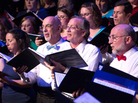 """Sweet Sounds of Christmas"", WW Choral Society Concert @ Gesa Power House Theatre"