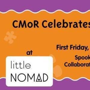 Little Nomad's October First Friday Party