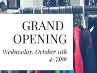 Thrift on Fifth Grand Opening