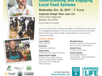 Becoming Food Conscious: Understanding and Engaging Local Food Systems