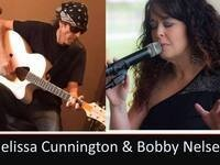 Melissa Cunnington and Bobby Nelsen - live music @ Sinclair Estate Vineyards