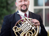 Faculty Recital: Gerald Wood, Horn