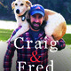 Meet the Author: Craig Grossi, Craig & Fred: A Marine, A Stray Dog, and How They Rescued Each Other