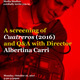 "Screening of ""Cuatreros"" and Q&A with Director Albertina Carri"