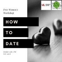How to Date: Free Women's Workshop
