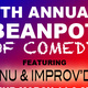 9th Annual Beanpot of Comedy featuring NU & Improv'd