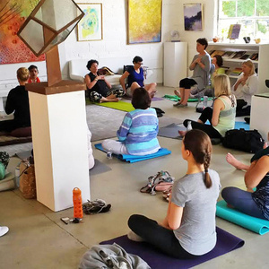 Meditation Workshop with Monica Rao