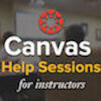 Hands-on Canvas Help Sessions for Instructors