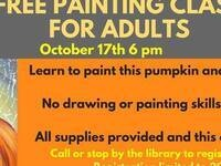 Painting Class for Adults @ Milton-Freewater Public Library