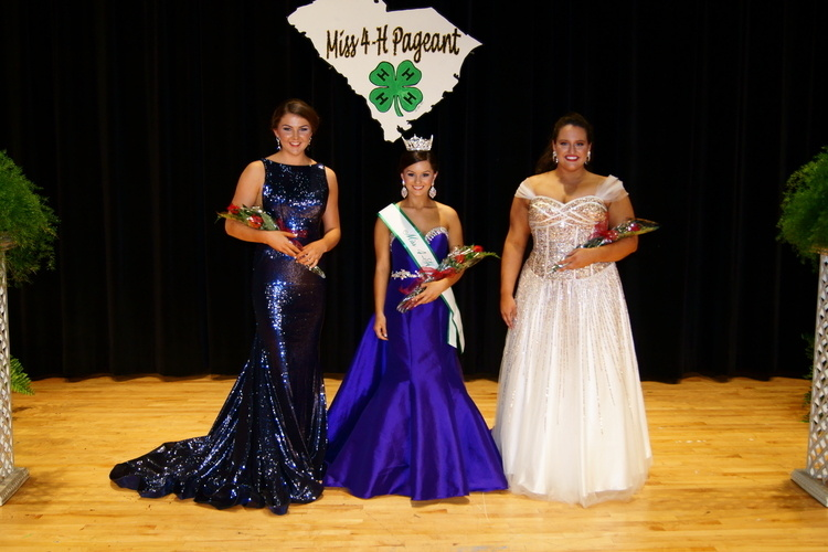Miss SC 4-H Pageant- Accepting Applications