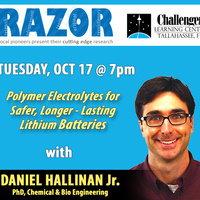 RAZOR Lecture Series with Dr. Hallinan Jr.
