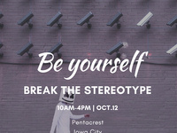 Be Yourself (Break the Stereotype)