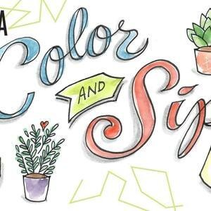 Color + Sip for a Cause