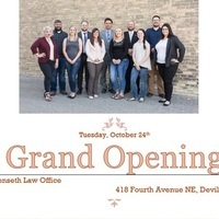 Grand Opening and Open House at Swenseth Law Office