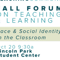 2017 Fall Forum on Teaching and Learning
