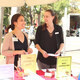 Health screenings at USC Downtown Center