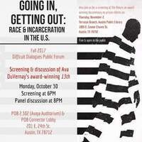 Going In, Getting Out: Race and Incarceration in the U.S.