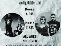 Fea & Bruiser Queen - live music @ Charles Smith Wines
