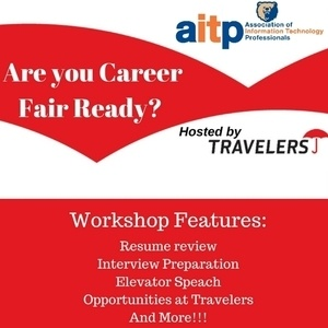 "The Travelers Companies, Inc. Presents ""Are you Career Fair Ready?"""