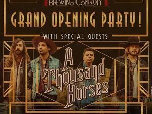 Slow Pour Brewing Company Grand Opening Party