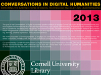 Conversations in Digital Humanities: The Promise(s) of Digital Humanities