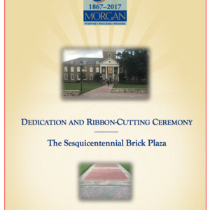 Sesquicentennial Brick Plaza Dedication & Ribbon-Cutting Ceremony