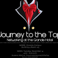 Journey to the Top: Networking at the Grande Hotel