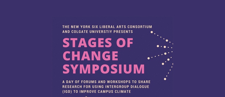 Stages of Change: Dialogue in a Liberal Arts Context