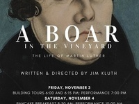 A Boar in the Vineyard: The Life of Martin Luther