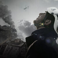 """Viewing of documentary """"White Helmets"""""""