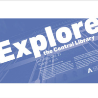 Central Library Open House