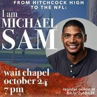 From Hitchcock High to the NFL: I am Michael Sam