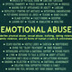 Emotional Abuse in Friendship & Romantic Relationship