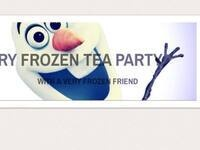 A Very Frozen Tea Party with Snow Queen & Snow Princess @ Pineapple Pete's