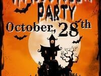 Halloween Party with DJ Alan @ La Ramada
